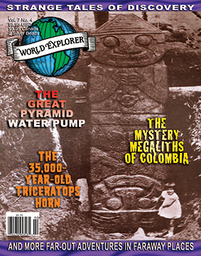 World Explorer 58, Vol. 7, No.4 EBOOK
