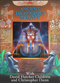 ANCIENT TECHNOLOGY IN EGYPT DVD