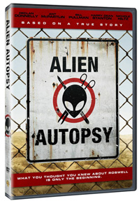 ALIEN AUTOPSY: THE MOVIE