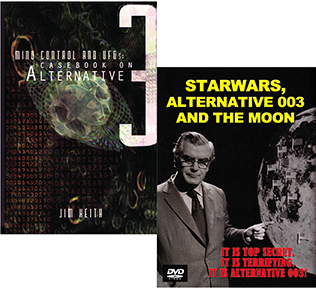 ALTERNATIVE 3: MIND CONTROL & UFOS BOOK+DVD SET