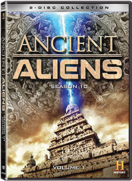 ANCIENT ALIENS SEASON 10 VOL. 1