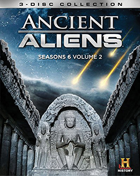 ANCIENT ALIENS SEASON 6 VOL. 2