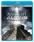 ANCIENT ALIENS SEASON 5, VOL. 2 Blue-Ray DVD