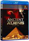 ANCIENT ALIENS SEASON 1 BLUE RAY