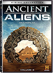 ANCIENT ALIENS SEASON 11 VOL. 2