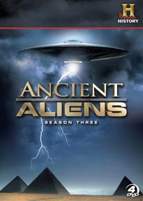 ANCIENT ALIENS SEASON THREE