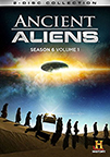 ANCIENT ALIENS SEASON 6 VOL. 1