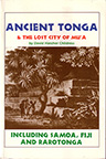 ANCIENT TONGA And the Lost City of Mu'a—Autographed Edition