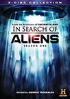 IN SEARCH OF ALIENS 3-DVD Set