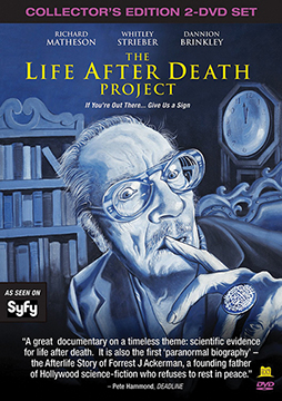 THE LIFE AFTER DEATH PROJECT 2-DVD SET