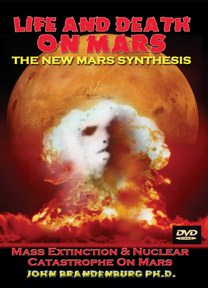 LIFE AND DEATH ON MARS DVD