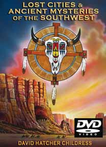 LOST CITIES OF THE SOUTHWEST BOOK & DVD SET
