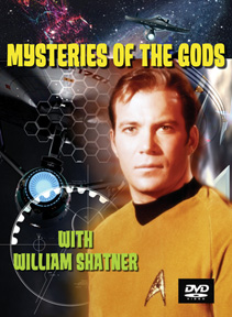 MYSTERIES OF THE GODS DVD