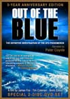 OUT OF THE BLUE DVD