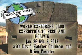 Peru Expedition Deposit
