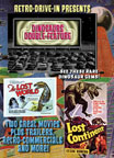 RETRO DRIVE-IN DINOSAURS DOUBLE FEATURE
