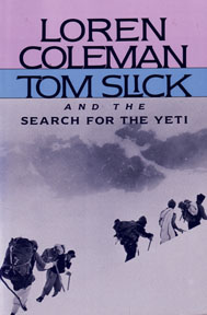 TOM SLICK AND THE SEARCH FOR THE YETI