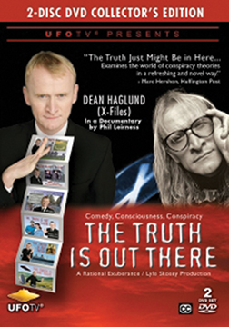 THE TRUTH IS OUT THERE DVD