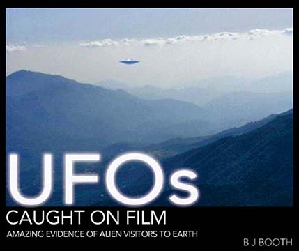 UFOS CAUGHT ON FILM