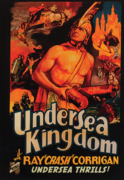 UNDERSEA KINGDOM: The Movie