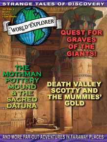 WORLD EXPLORER 40 Vol. 5. No. 4