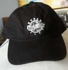 WEX BASEBALL HAT BLACK