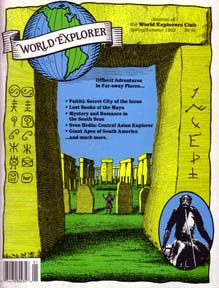 WORLD EXPLORER 02 Vol. 1. No. 2 EBOOK
