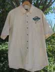 WEX SHORT SLEEVE BUTTON SHIRT