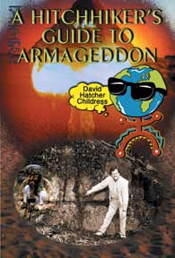 A HITCHHIKER'S GUIDE TO ARMAGEDDON AUTOGRAPHED