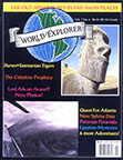 WORLD EXPLORER 06  Vol. 1 No. 6
