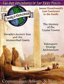 World Explorer 19, Vol. 3, No. 1 EBOOK