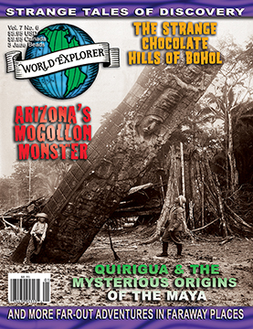 WORLD EXPLORER 60, Vol. 7, No. 6