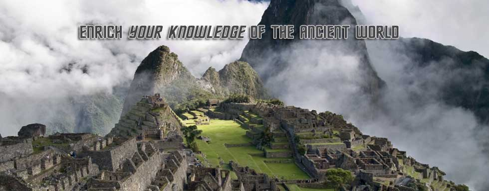 Enrich your knowledge of the ancient world