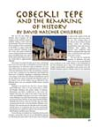 Gobekli Tepe—the Remaking of History Article