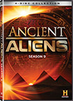 ANCIENT ALIENS SEASON 9