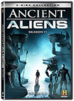 ANCIENT ALIENS SEASON 11 VOL. 1