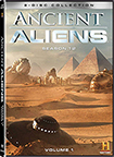 ANCIENT ALIENS SEASON 12 VOL. 1