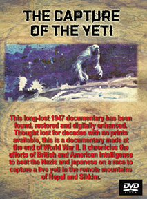 THE CAPTURE OF THE YETI