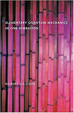 ELEMENTARY QUANTUM MECHANICS IN ONE DIMENSION