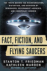 FACT, FICTION AND FLYING SAUCERS