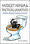 MIDGET NINJA & TACTICAL LAXATIVES
