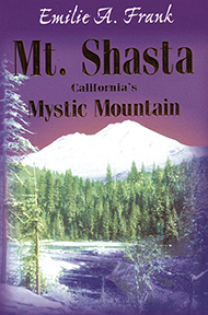 MT. SHASTA, California Mystic Mountain
