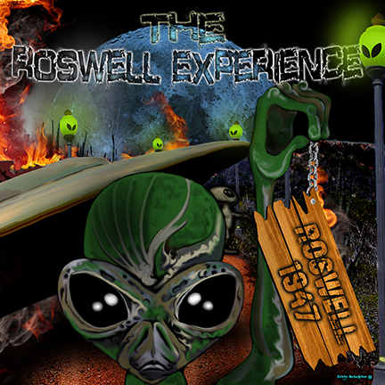 THE ROSWELL EXPERIENCE CD