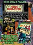 ZOMBIE BOOK AND DVD SET