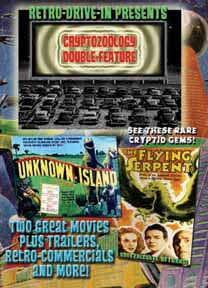 RETRO DRIVE-IN CRYPTOZOOLOGY DOUBLE-FEATURE