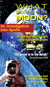 WHAT HAPPENED ON THE MOON? DVD
