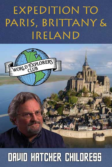 WEX Tour: EXPEDITION TO PARIS, BRITTANY & IRELAND