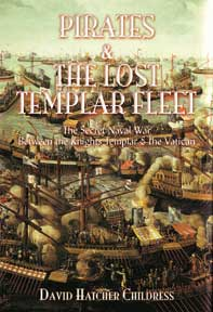 PIRATES & THE LOST TEMPLAR FLEET
