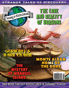 WORLD EXPLORER 72, Vol. 8, No. 9